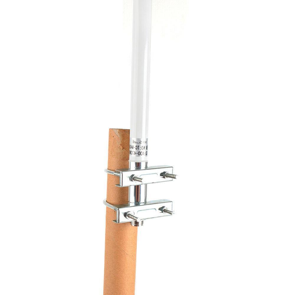 HYS UHF 400-470MHz SO239 Fiberglass For Ham Amateur