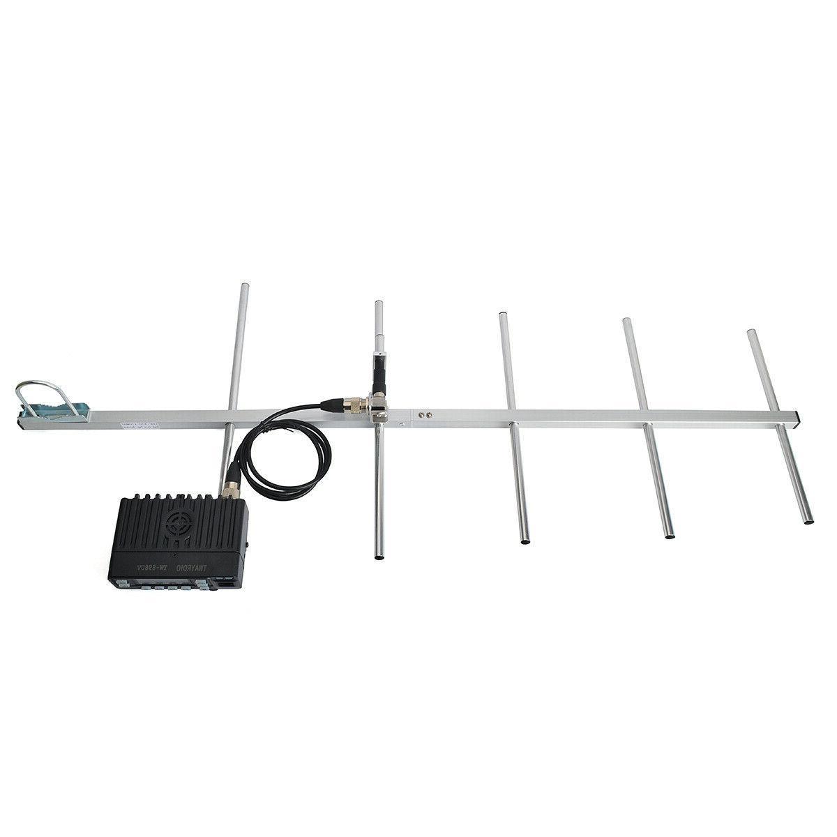 HYS UHF Directional Antenna Yagi 400-470MHz 5 Elements 9 Gain