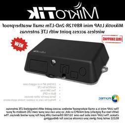 Mikrotik LtAP mini RB912R-2nD-LTm weatherproof access point