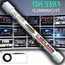 Magic Stick TV MAX HD Antenna Indoor/Outdoor HDTV Digital Ch