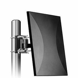 Outdoor Indoor HD TV Antenna 150 Miles Range for 4K 720P 108