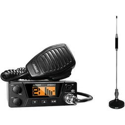 Uniden PRO505XL 40-Channel Bearcat Compact CB Radio And Tram