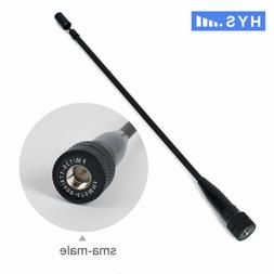 SMA-F Female 144/430MHz Long range Antenna Dual band Two Way