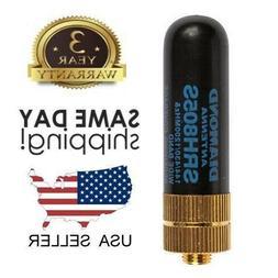 Diamond SRH805S SMA-F Dual Band Antenna Baofeng GT-3 UV-5R B