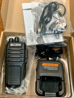 HYS TC-P10W Walkie Talkie 10W 70CM UHF 400-480 MHz 16CH Scra