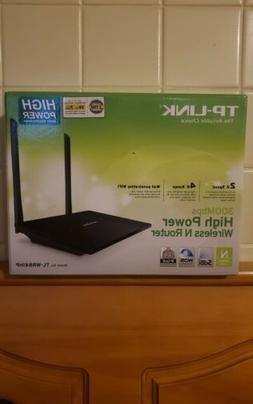 TP-Link TL-WR841HP 300Mbps High Power Wireless Range Router