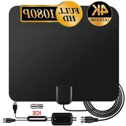 TV Antenna Upgraded HDTV Indoor Amplified Digital TV Antenna