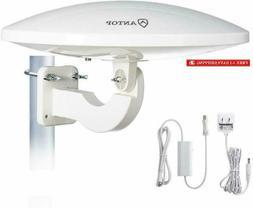 ANTOP ANTENNA UFO Omnidirectional 360° Outdoor HDTV Antenna