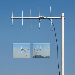 HYS UHF 70cm 5 elements Yagi Antennas 9 dBi Gain 100 watts b