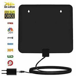 Updated Version HD Digital TV Antenna Long 60-80 Miles Range