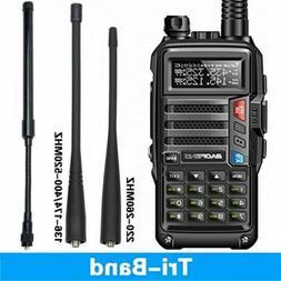 BaoFeng UV-S9 Tri-Band 8W Powerful Two Way Radio&13'' Goosen
