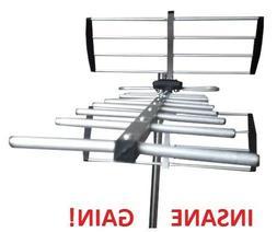 Very Long Range TV Antenna  - Outdoor HDTV Antenna