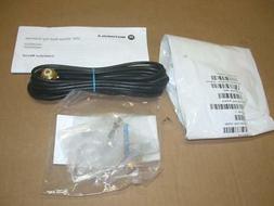 Motorola VHF Vehicle Roof-Top Antenna kit cable HAD4021A no